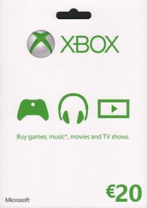 xbox live konto aufladen
